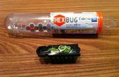 Cómo hacer un HEXBUG nano para ser activado por la luz.