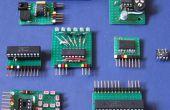 Proyectos PICAXE #1: Hacer rápido circuito impreso módulos