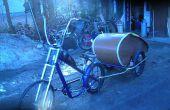 Trailer de lágrima por el cirujano de bicicleta