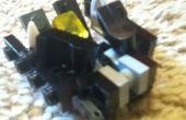 Transformador de LEGO: El alburno