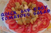 Ensalada de tomates rápida y fácil