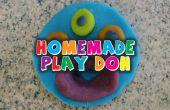 Como hacer Play Doh