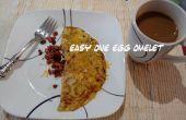 Fácil tortilla de un huevo