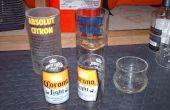 Cortar botellas de vidrio