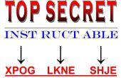 Tecnología de espionaje - códigos de prácticas