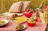 Cómo hacer un Picnic de seguridad alimentaria