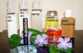 Kit de maquillaje de arranque DIY y mucho más!
