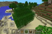 Cómo hacer un árbol de Minecraft!