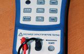 Hacer un 1-2 uH Inductor de núcleo de aire de salida para amplificador de Audio