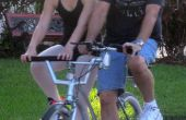 Al lado de bicicletas