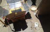 Cocina de caja solar