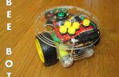 Arduino & MPU-6050 IMU controlada abeja Bot / gran Trak clon