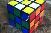Cubo de Rubik 3 x 3 tablero