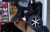 Cómo hacer un traje de transformador de Batmobile