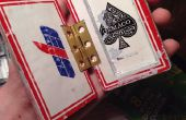 Caja de tarjeta rústica