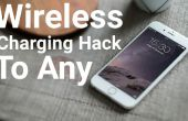 Magnético inalámbrico carga Hack a cualquier Smartphone gratis!!!!!!