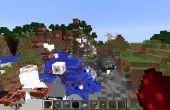 Minecraft creativo modo más cañón de TNT