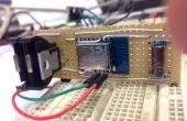 Latido del corazón para el sensor de pulso + ESP8266