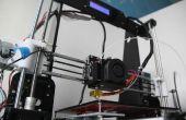 Construir una impresora 3d barata