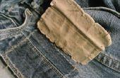 Tinte azul Jeans