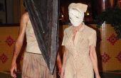 Silent Hill enfermera traje 2011