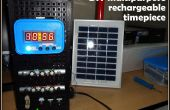 ClockBlock DIY (un reloj recargable multiuso)