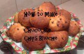 Cómo hacer bollos de Chips de Chocolate