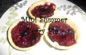 Verano mini Berry Pie
