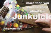Hacer un ukelele de viejos discos compactos (CD)