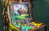 La leyenda de Zelda Bartop Arcade gabinete