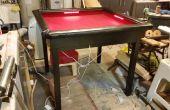 Mesa de Bar de IKEA de convertir en una tabla de mercadillos