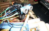 Distancia de Arduino-Smart control insectos