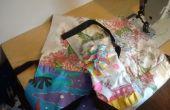 Japonés Geisha bolsas del edredón