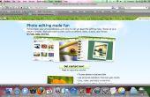 Cómo editar tus fotos con Picnik