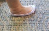 Sugru deslizamiento calcetín fijar