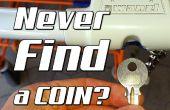 Cómo a unlock un carrito de compras sin una moneda