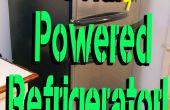 Refrigerador de energía solar!