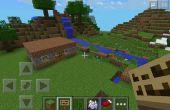 Cómo construir una casa de Minecraft