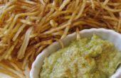 Hacer su propio alimento de la chatarra: papas fritas edición