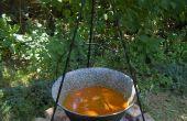 Sopa de Goulash Húngaro (Gulyasleves)