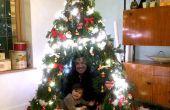 Árbol de Navidad de tipi