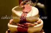 Borracho de vino pastel
