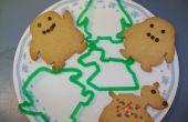 Hacer 3d cortadores de la galleta impresa - Dr. que personajes