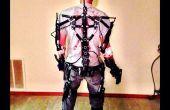 Construir el traje de H.U.L.C de la película Elysium