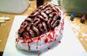Cerebro sangriento Halloween