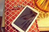 Cómo coser una funda de Tablet