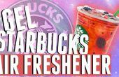 Ambientador de aire de bricolaje Starbucks Gel