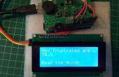 Guía de instalación rápida a Arduino LCD 2004 con PCF8574