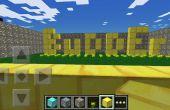 Error de Minecraft (obras para Pe, Xbox 360 y Pc)