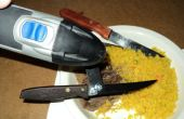 Oscilante herramienta cuchillo Steak